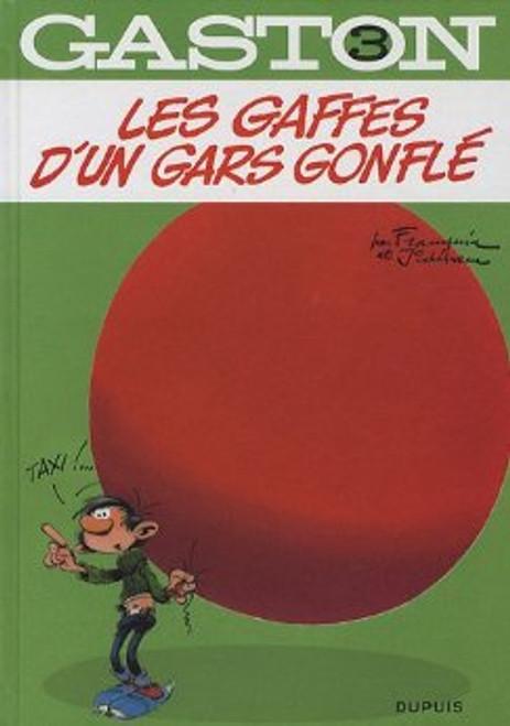 Gaston 3: Les gaffes d'un gars gonfle