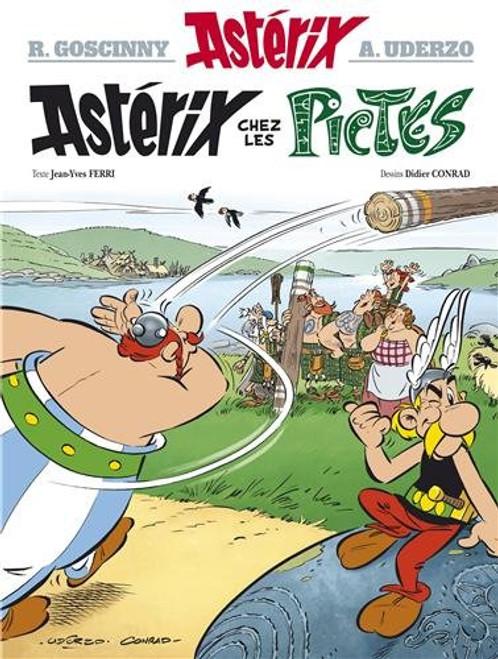 Asterix chez les Pictes - Volume 35