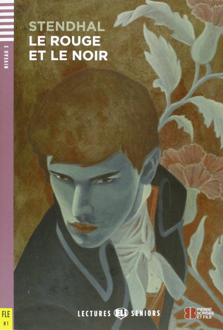Le rouge et le noir (with CD audio) - Stendhal - Easy reader B1