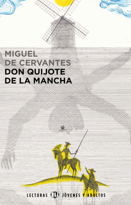 Don Quijote de la mancha (with CD audio) - Cervantes - Easy reader B2