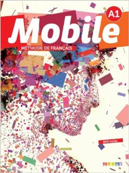 Mobile A1 Methode de Francais (with CD audio and DVD)