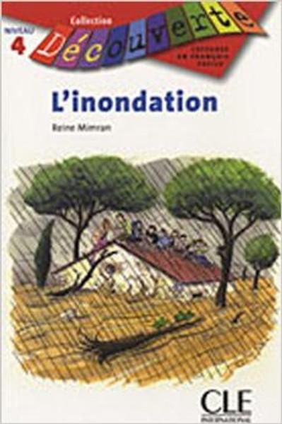 L'inondation - Reine Mimran - Easy reader Level 4