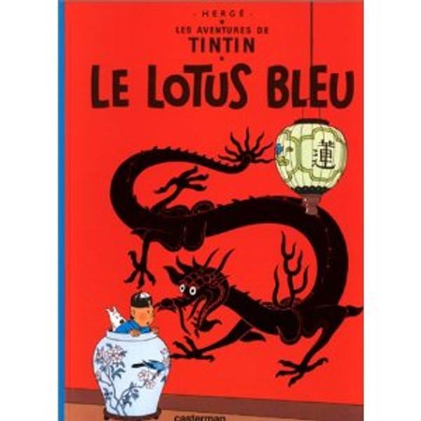 Tintin: Le lotus bleu