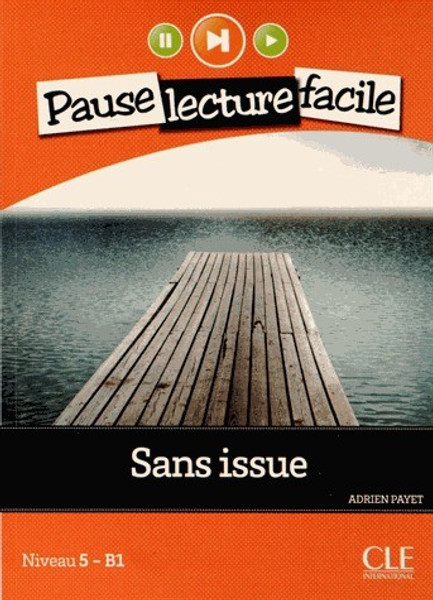 Sans issue - Easy reader B1 with CD audio