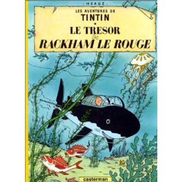 Tintin: Le tresor de Rackham le Rouge