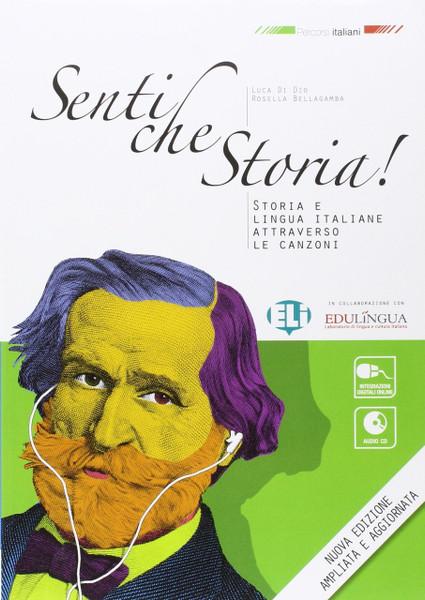 Senti che Storia! (with audio CD)