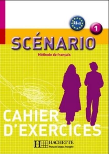 Scenario niveau 1 -  Cahier d'exercices (A1>A2) + CD audio
