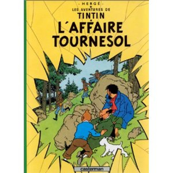 Tintin: L'affaire Tournesol