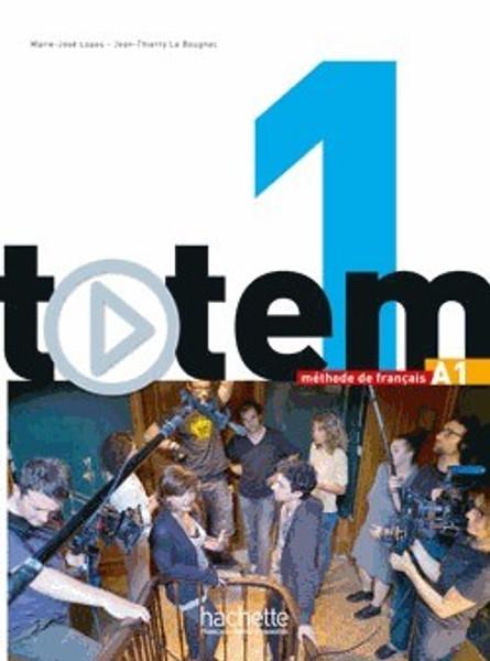 Totem niveau 1 -  Methode de Francais (A1) + DVD-Rom