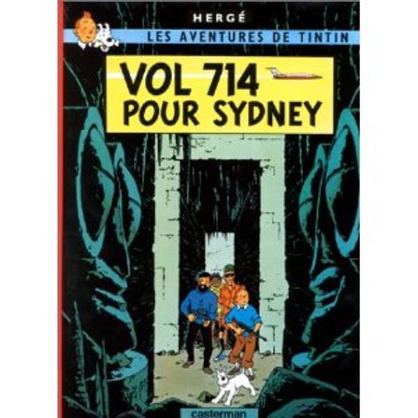 Tintin: Vol 714 pour Sydney