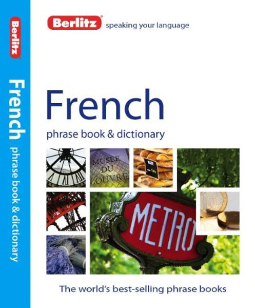 Berlitz French Phrase Book & Dictionary