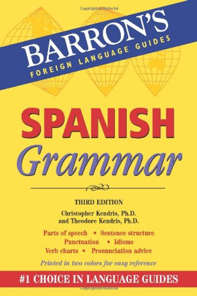 Spanish Grammar - Third Edition