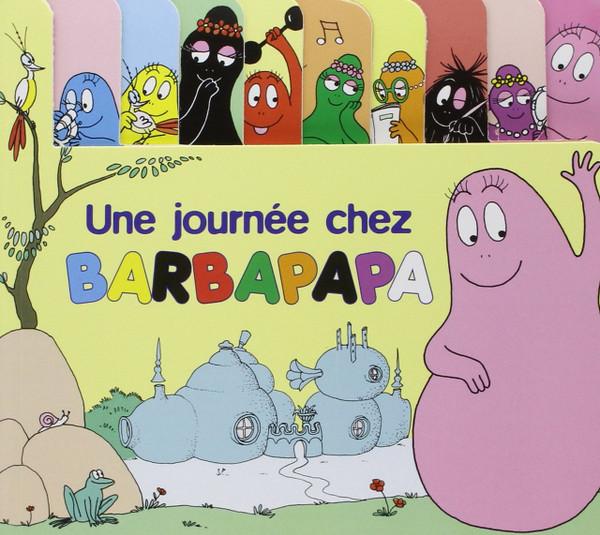 Une journee de Barbapapa