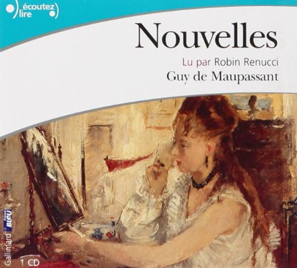 Nouvelles (Maupassant) - Audiobook CD
