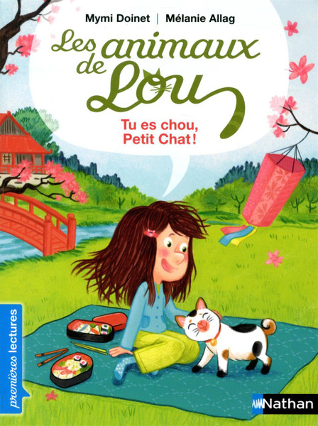 Animaux de Lou - Tu es chou, Petit Chat!