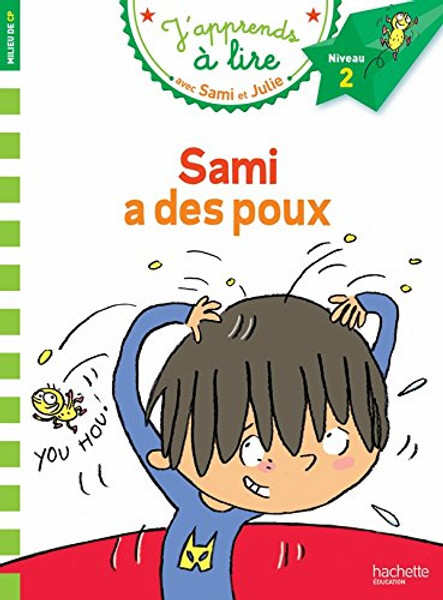 Sami a des poux