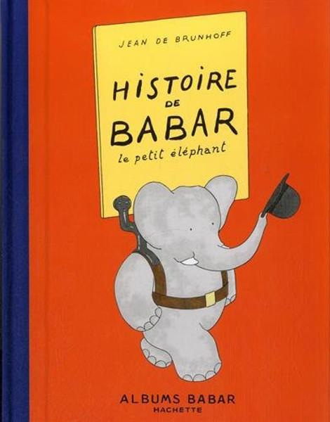 Histoire de Babar - Le petit elephant