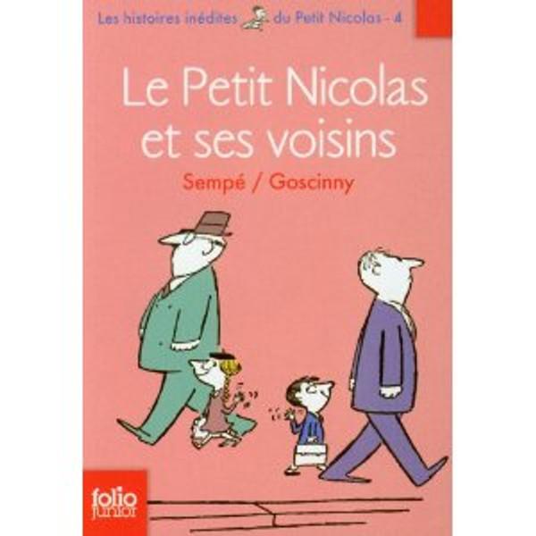 Petit Nicolas et ses voisins - Histoires inedites Vol 4