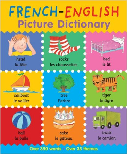 French-English picture Dictionnary