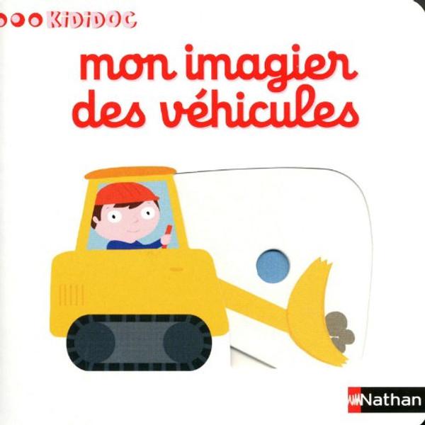 Mon imagier des vehicules
