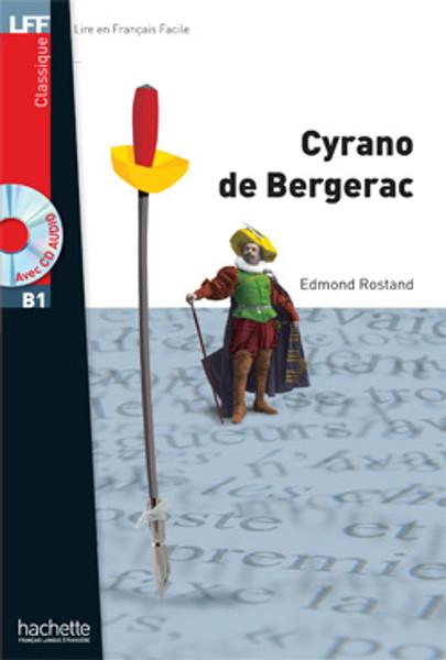 Cyrano de Bergerac (with CD audio MP3) - Rostand - Easy reader B1