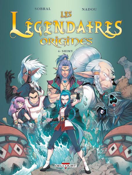 Les Legendaires Origines T4: Shimy