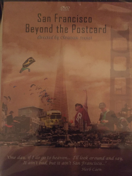 DVD - San Francisco beyond the postcard