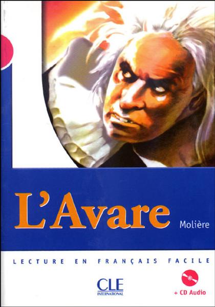 L'avare (with CD audio) - Moliere - Niveau 3