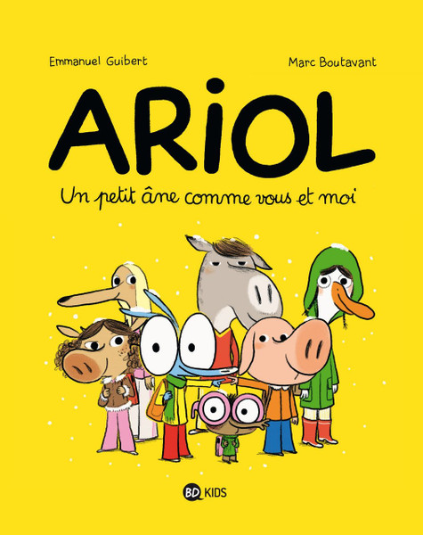 Ariol - T1: Un petit ane comme vous et moi