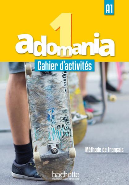 Adomania 1 Cahier d'activites + CD audio (A1)