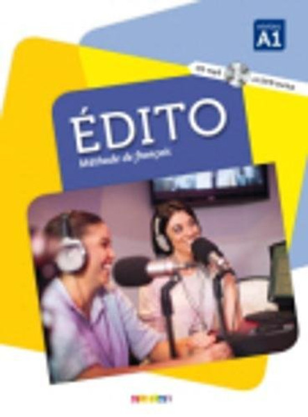 Section: French Language learning textbooks Le nouvel Edito A1 Methode de Francais (with CD audio mp3 and DVD) - 11.2 x 8.3 x 0.4 inches - 216 pages ISBN-13:  9782278083183 Author: Marion Alcaraz Published by: Didier