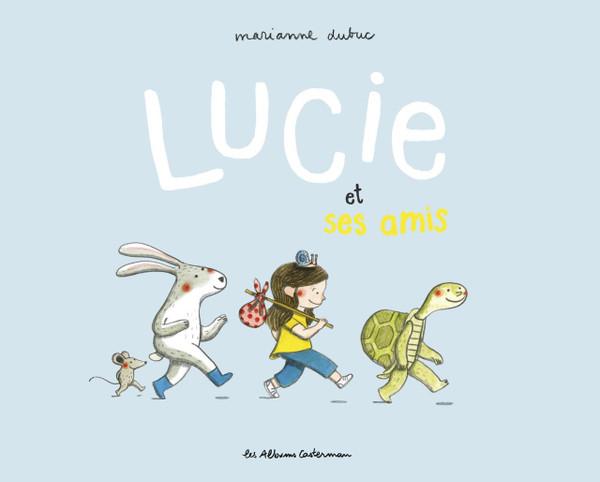 Lucie et ses amis