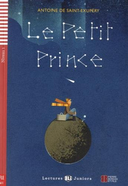 Section: French book Easy Readers Le Petit Prince (with CD audio) - Saint-Exupery - French Easy reader A1 with activities - 64  pages 8.2 x 5.8 x 0.3 inches ISBN-13: 9788853620132 Author: Lecture ELI seniors - Antoine de Saint-Exupery Published by: ELI - Pierre Bordas et Fils
