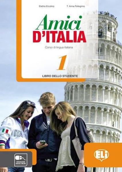 Amici d' Italia Libro delle Studente - Level 1