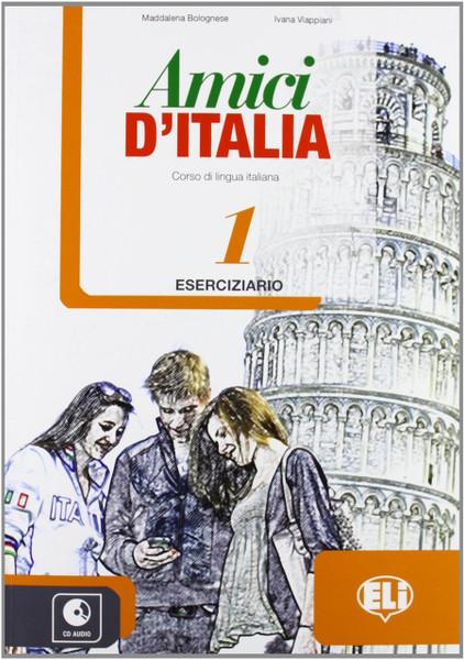 Amici d'Italia Eserciziario - Level 1 (with CD audio)