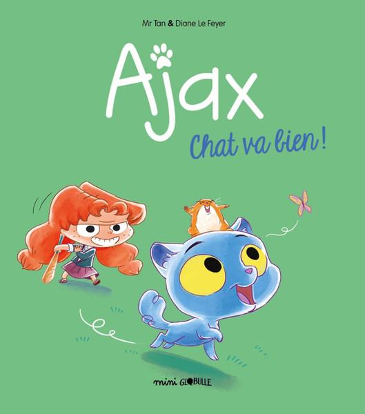 Ajax T1: Chat va bien!