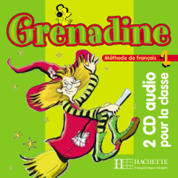 Grenadine 1 - CD audio classe (2)