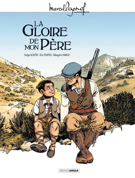 La gloire de mon pere - Marcel Pagnol en BD