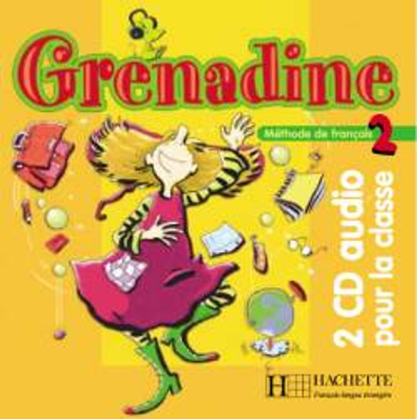 Grenadine - Niveau 2 - CD audio classe (2)