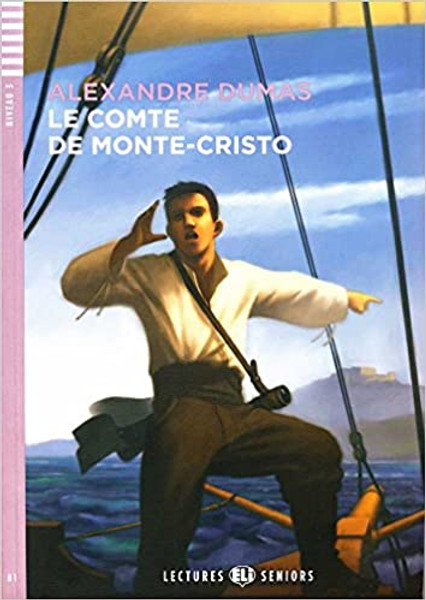 Le Comte de Monte-Cristo (with  CD audio) - Dumas- Easy reader B1