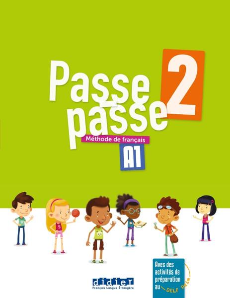 Passe-Passe  2 Livre Eleve A1