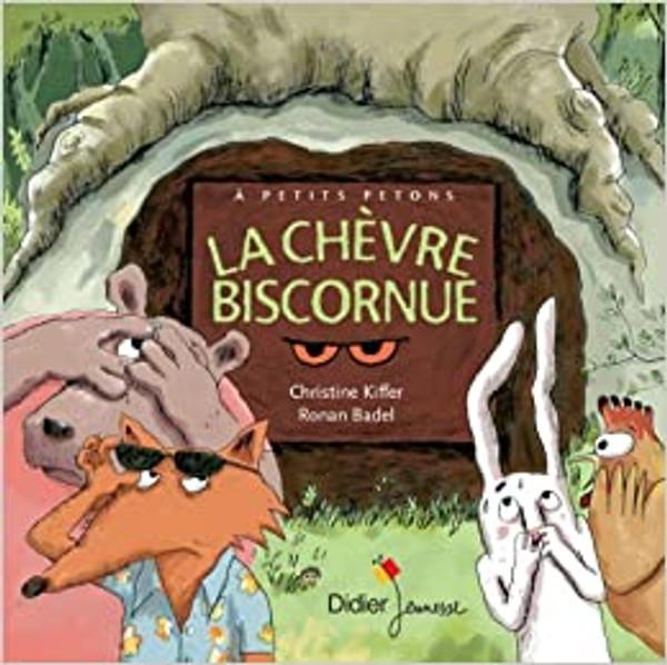 La chevre biscornue (les p'tits Didier)