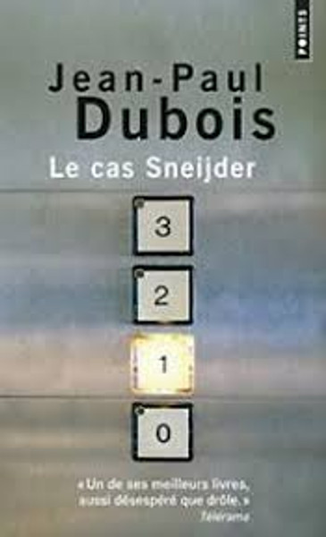 French book  Le cas sneidjer