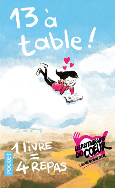 French book 13 a table 2021
