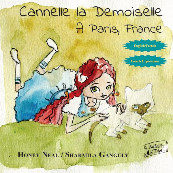 Cannelle la demoiselle a Paris, France
