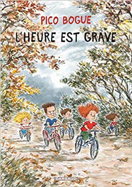 French comic book Pico Bogue - tome 11 - L'heure est grave