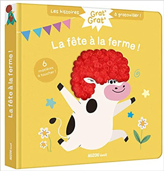 French children book Grat' grat' - La fete a la ferme