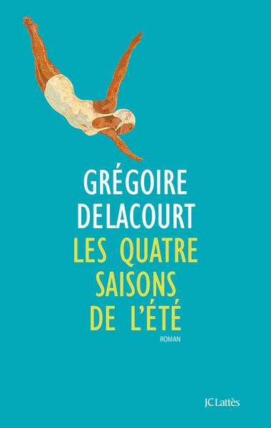 French book Les quatre saisons de l'été
