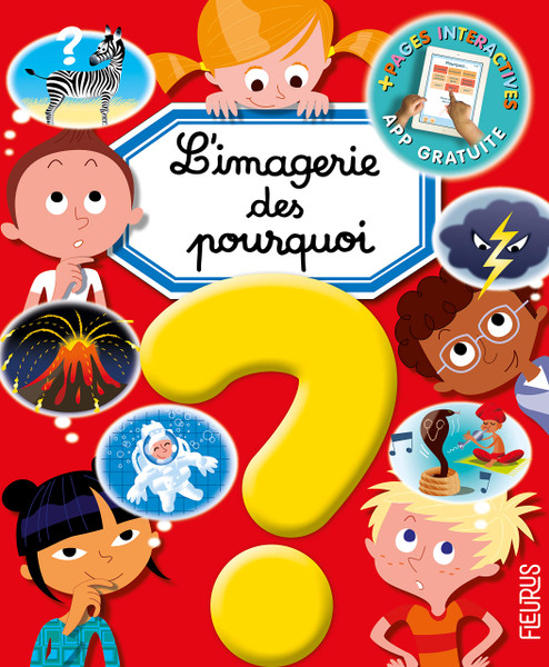 French children's book l'imagerie des pourquoi
