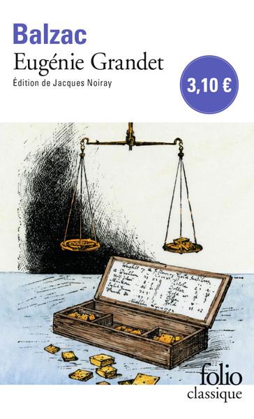 French book Eugenie Grandet